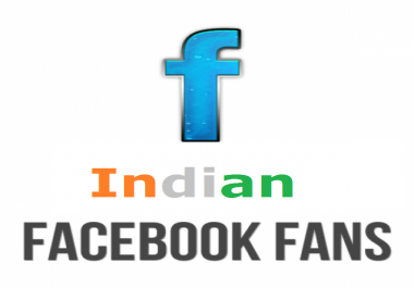 Indian facebook page likes