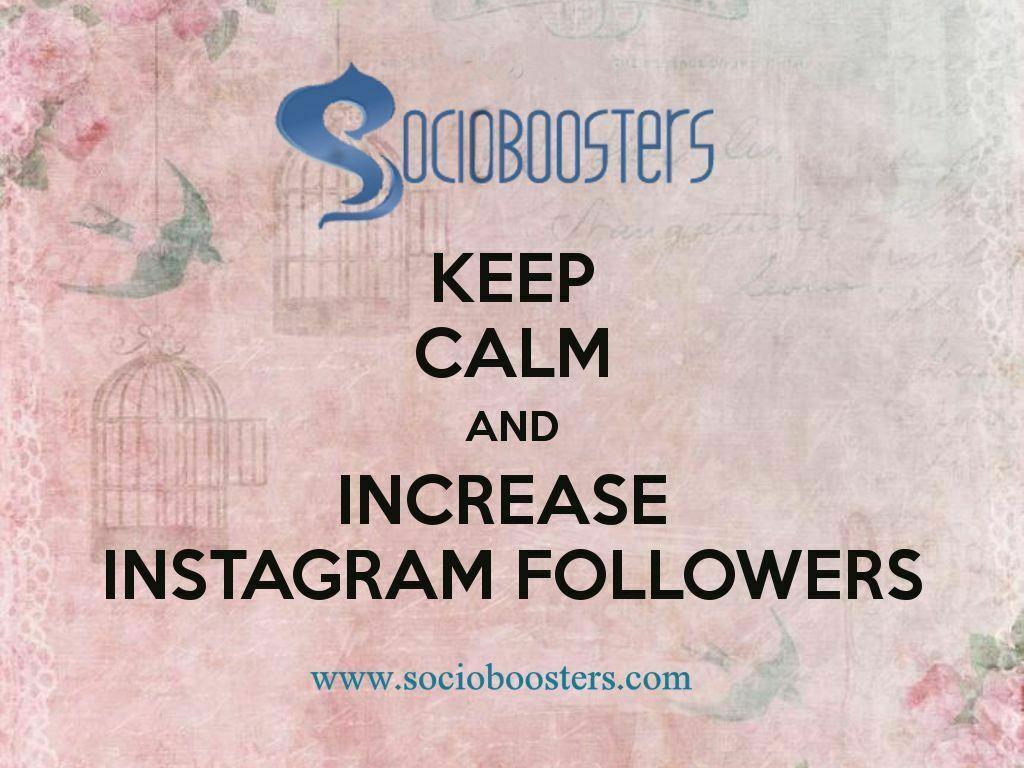 Socioboosters instagram