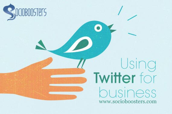 Twitter for marketing and business