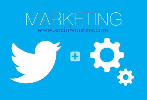 Twitter marketing socio boosters