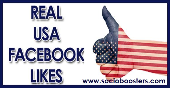 USA FACEBOOK LIKES-SOCIOBOOSTERS