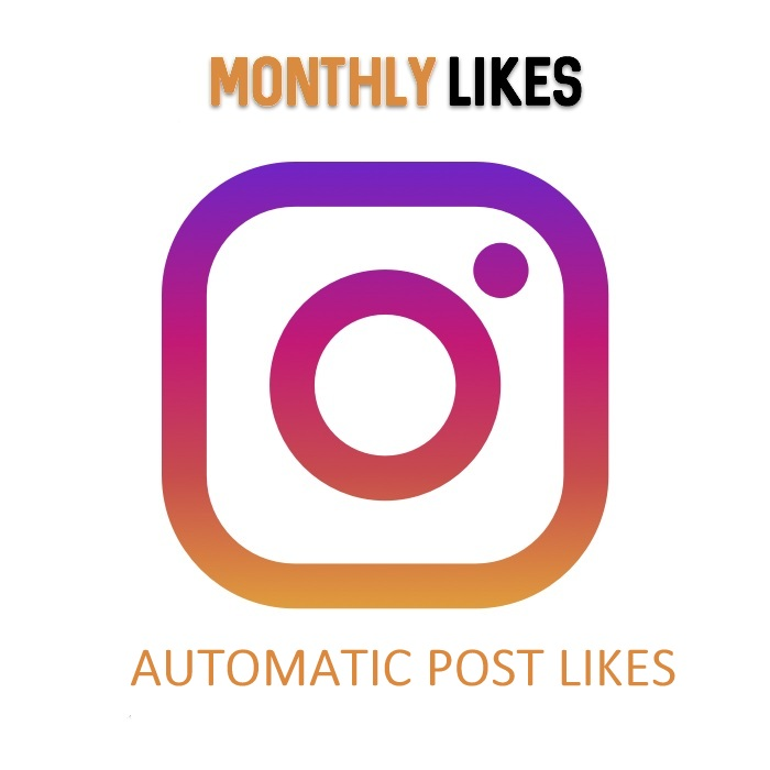 automatic instagram post likes