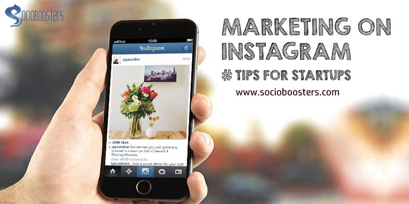 How instagram helps in business marketing