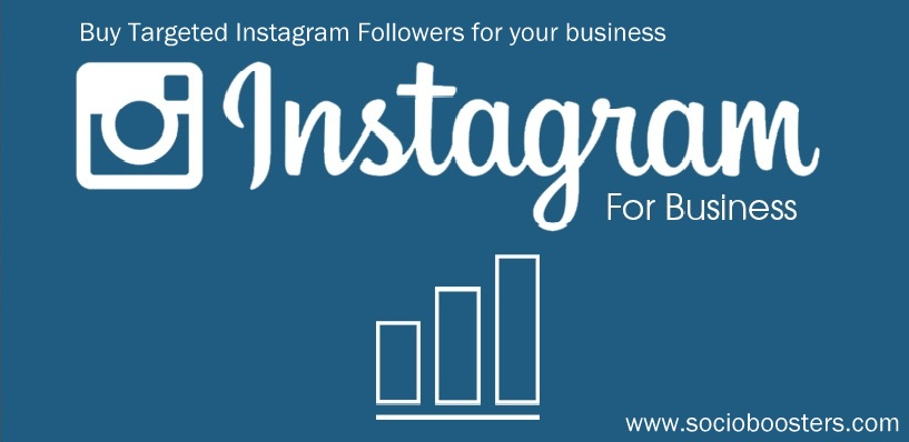 Instagram followers for business promotion