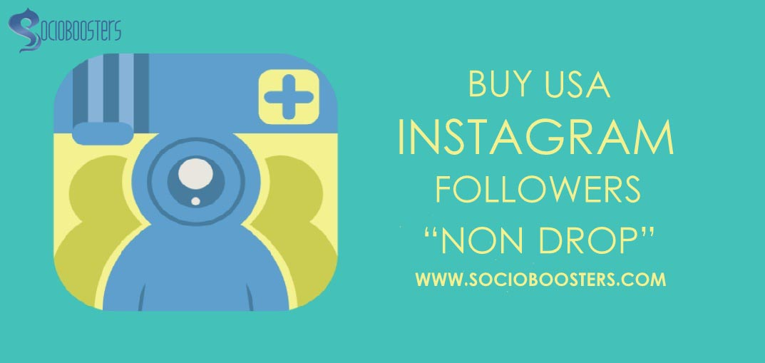 Buy usa non drop instagram followers