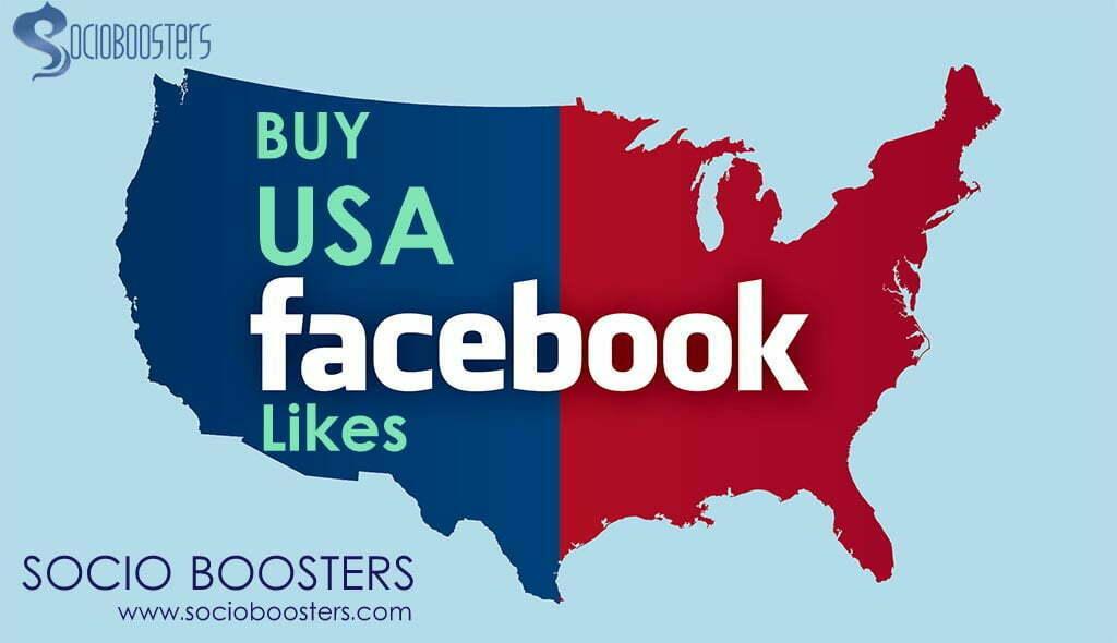 buy real USA facebook likes