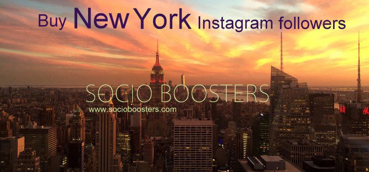 Buy New York Instagram Followers