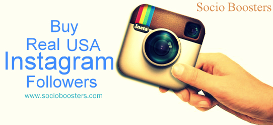 Buy Real USA IG followers