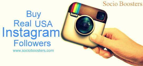 Buy Real USA IG followers