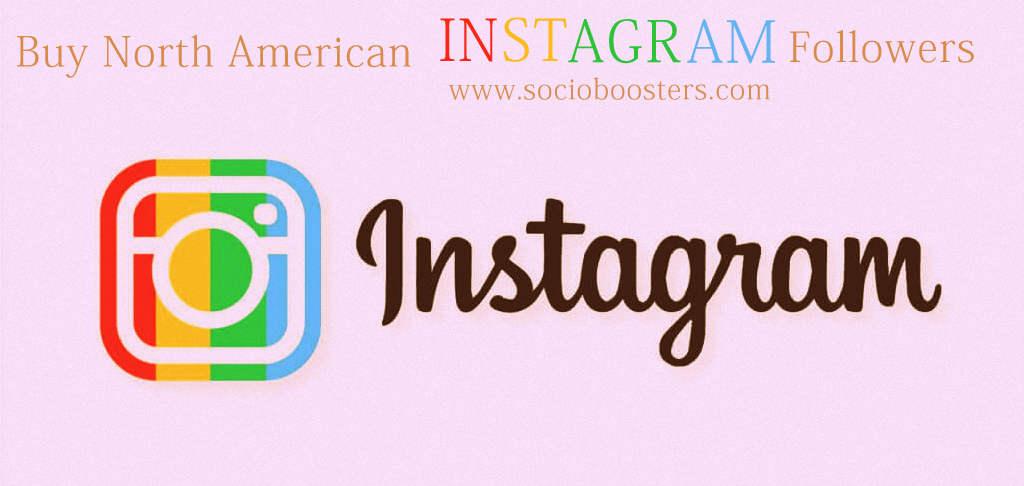 Buy North American Instagram followers