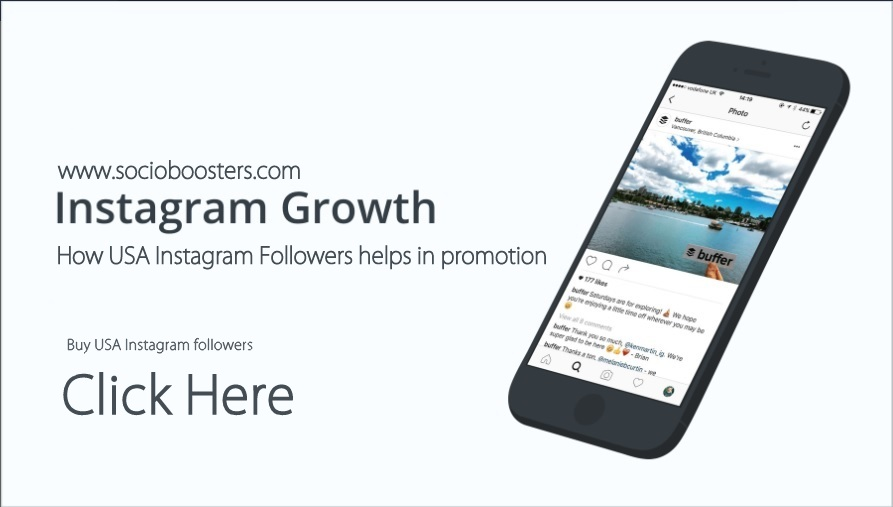 How to get US instagram followers