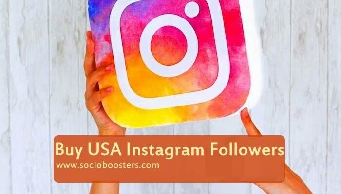Increase USA Instagram followers