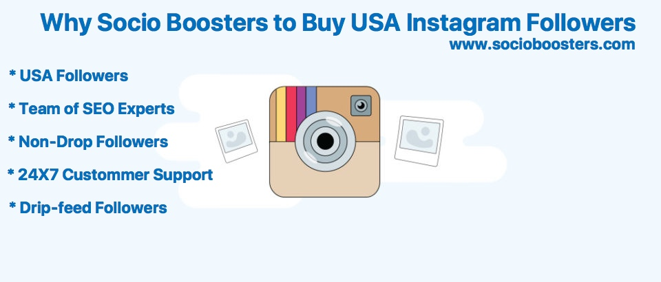 Buy Real USA Instagram followers