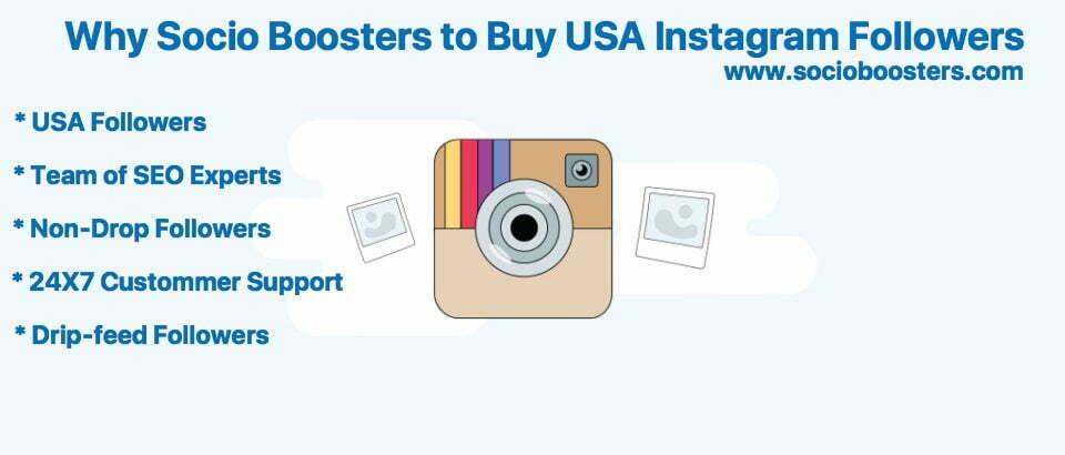 Buy Real USA Instagram followers