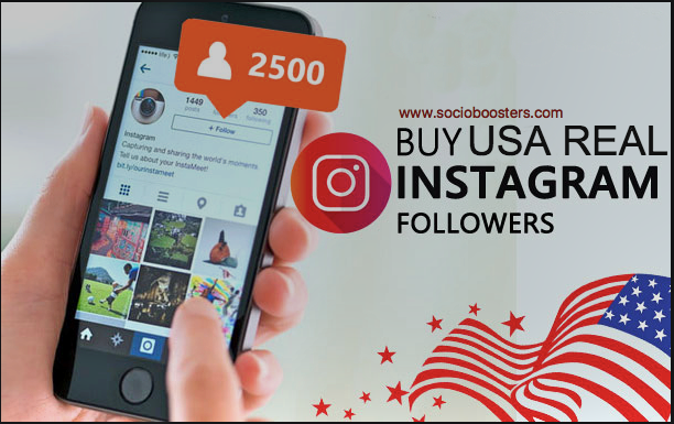 Ease of buying USA Instagram following 1