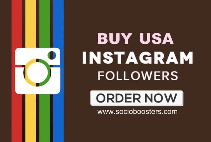 Buy Instagram USA followers